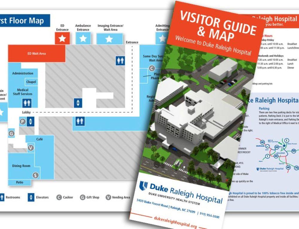 Duke Raleigh Hospital Visitor Guide