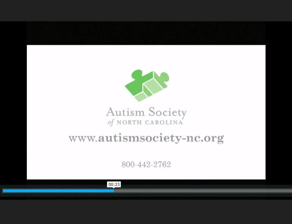 Autism Society Of North Carolina – Dr. Bowman Commercials