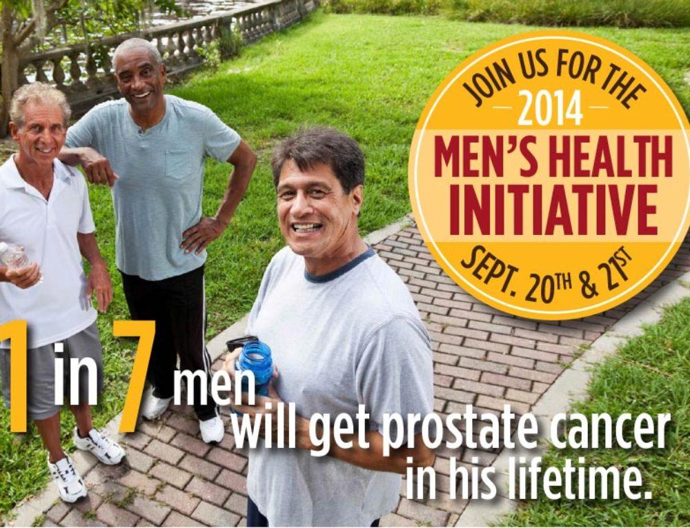 Men's Health Initiative Post Card